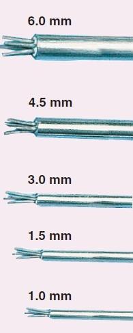 美国omega进口双组热电偶铠装丝