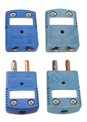 omega标准型热电偶连接器