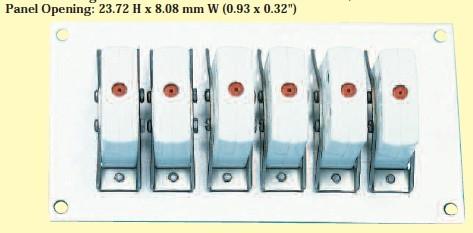 omega   MTP系列连接器面板系统