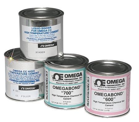 OB-600,OB-700導熱膠 美國omega高溫導熱膠 高溫導熱硅脂