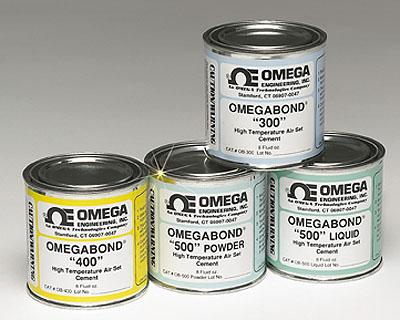 OB-300,OB-400導熱膠 美國omega高溫導熱膠 高溫導熱硅脂