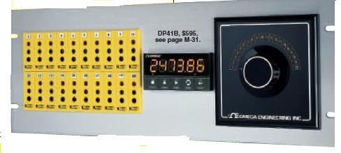 19TJP热电偶插座安装面板支架