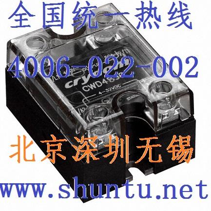 施耐德固态继电器CWD4850进口固态继电器SSR现货Crydom快达继电器选型样本