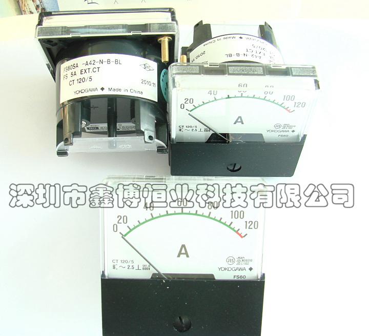 FS60电流表