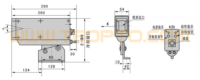 热金属检测器
