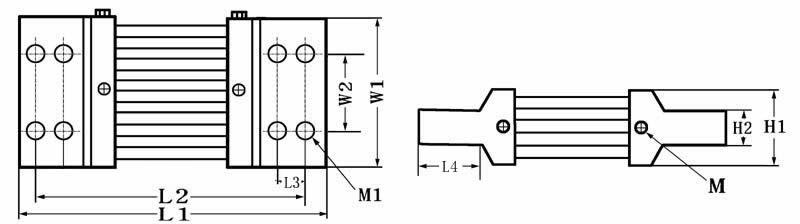 F2 SHUNT 3000A-6000A分流器