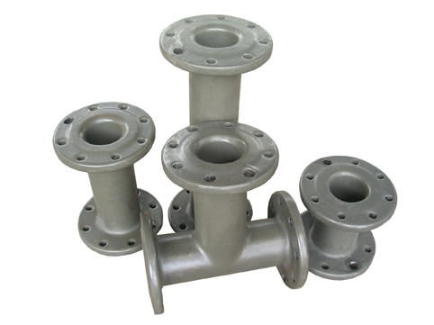 钢衬塑复合管配件