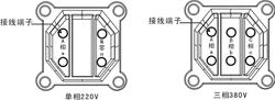 伴热电缆防爆温度控制器