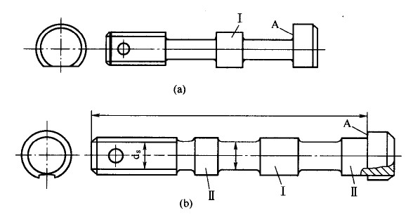 空压机连杆螺栓
