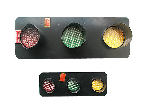 滑触线指示灯实物组图