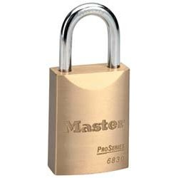 "Master Lock 2""w X 1 1/2"" Shackle All Weather Pdlck"