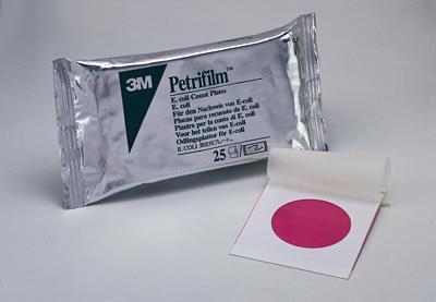 大腸菌群和大腸杆菌測試片