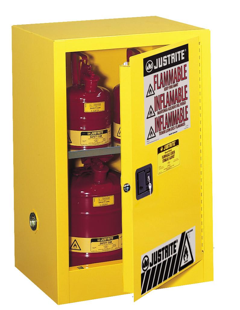 4加仑安全防火柜