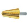 高速钢镀钛锥度扩孔钻