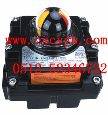 APL410N防爆型限位開關,APL410N隔爆型限位開關,APL410N轉角型閥門控制開關箱