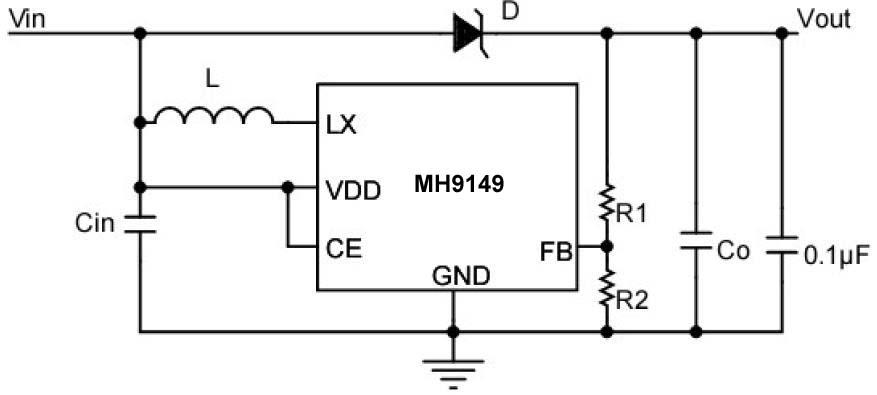手机移动电源电路图