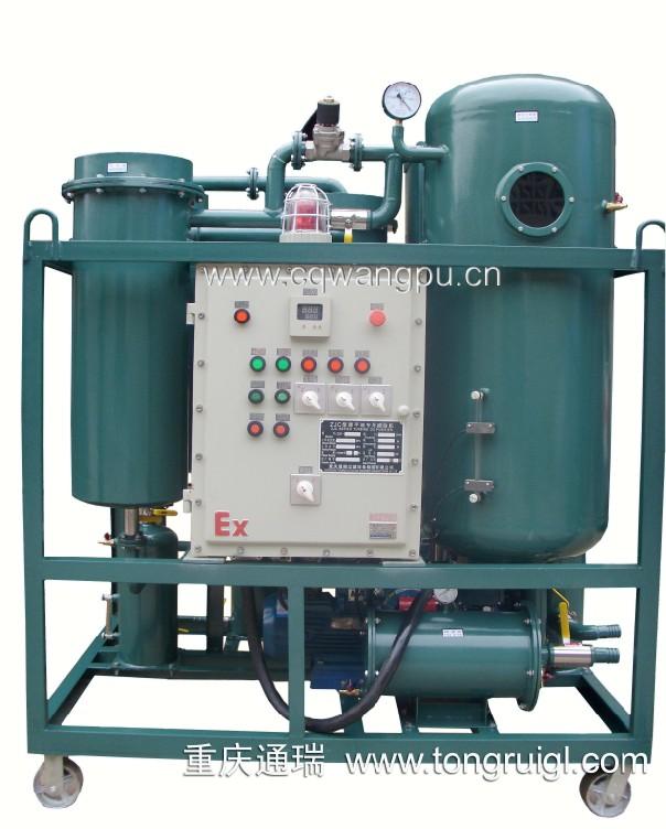 ZJC防爆式透平油专用滤油机