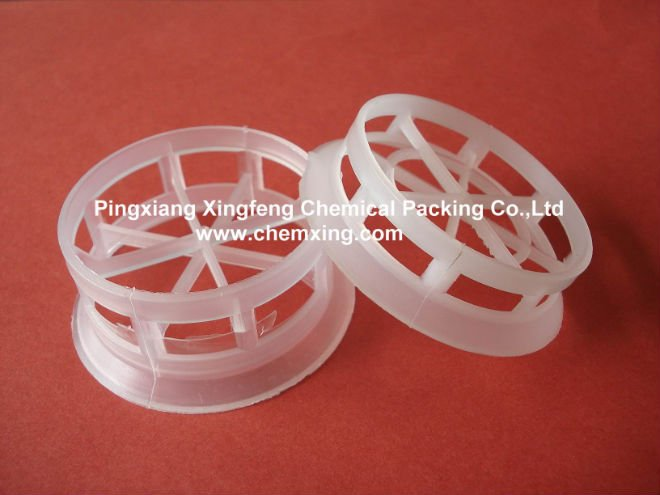 50mm cascade mini and flat ring packing