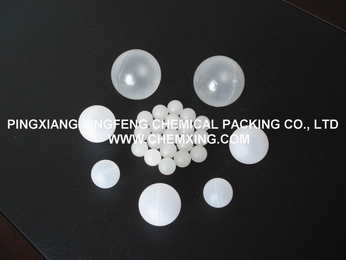 Plastic Hollow Ball Packing 1