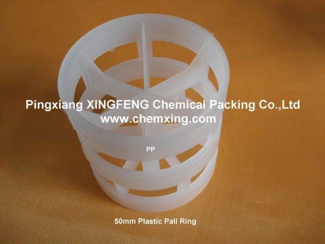 PP 50mm Pall Ring