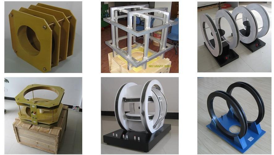 亥姆霍兹线圈磁场发生器产品