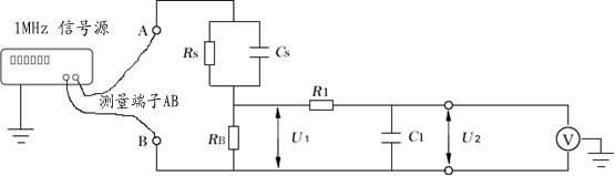 泄漏電流測試儀 頻率特性