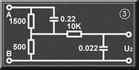 接触电流测试人体测量网络U2