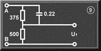 接触电流测试测量控制实验室用人体测量网络
