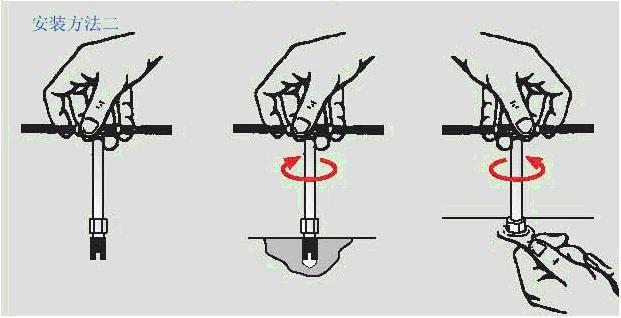 M5自攻罗套工具与M5自攻罗套安装方法
