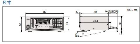 激光扫描测量仪