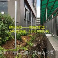 防靜電接地工程成功案例 HWD