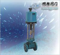直行程電動調節隔膜閥 ZDSG型