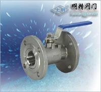 QQ41M不鏽鋼高溫整體式球閥 QQ41M-16P