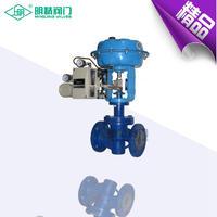 氣動薄膜直通單座調節閥 ZXHP