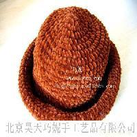 手工编织帽子MZ-008