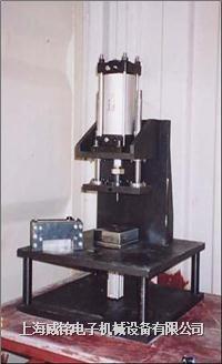 鋰電池擠壓測試機械裝置