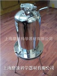 2L/2.5L正壓濾器圓筒式微孔濾膜過濾器MSZ02500 2L正壓濾器不銹鋼圓桶式過濾器