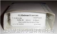 美國PALL頗爾 63068 CN-6l圓形濾膜 0.45μm,25mm無格柵,未滅菌 1包 每包100/pkg 63068