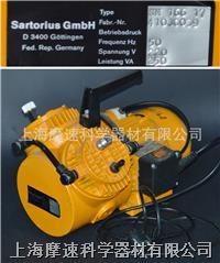 SARTORIUS無油正壓泵16617 SARTORIUS無油正壓泵16617