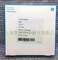 GE Whatman5230-185 FILTER PAPER定性濾紙230 18.5CM 50/PK 5230-185