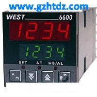 WEST 單回路過程控制器 6600 6600