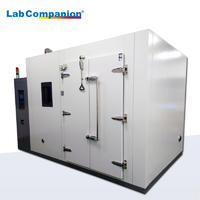 Walk-In Type Temperature (& Humidity) Test Chambers Series TW/CW