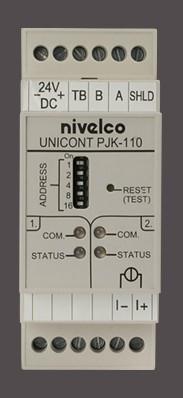 通用接口模塊    UNICONT