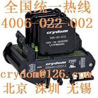 Crydom正反向電機正反轉無觸點直流接觸器型號DRA4D250E DRA4D250E6