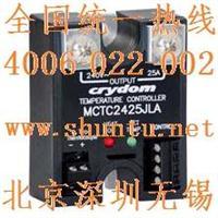 進口可控硅溫度控制器MCTC2425KLA可控硅控制器SSR可控硅溫控器Crydom電子溫度控制器 MCTC2425KLA