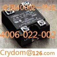 Crydom固態繼電器型號H12WD48125現貨大功率固態繼電器選型SSR快達固態繼電器圖片 H12WD48125