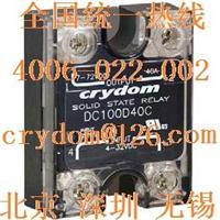 Sensata大功率直流固態繼電器型號DC100D快達Crydom DC100D40C