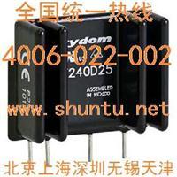 美國Crydom固態繼電器PF240D25小型固態繼電器型號PFE240D25進口固態繼電器選型 PF240D25