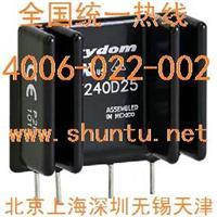 Crydom固態繼電器SSR小型固態繼電器型號PFE240D25固態開關進口大功率固態繼電器 PFE240D25