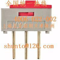 NKK開關switches現貨SM0320102滑動開關型號SM-03201進口撥動開關SM SM-03201
